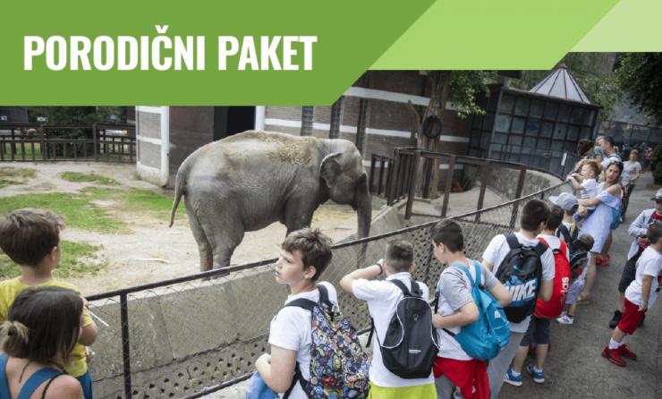 porodični paket beo zoo vrt