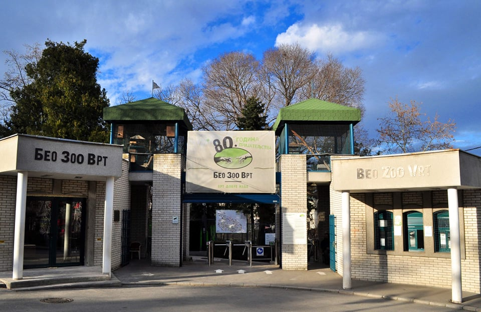 Beogradski Zooloski Vrt Vrt Dobre Nade